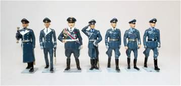 Hiriart WW2 Luftwaffe Officers