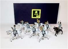 Hiriart WW2 Mounted German Band