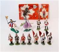 Britains & Timpo Plastic Figure Assortment