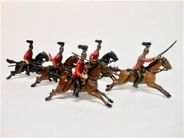 Britains from RARE #10 16th Queens Own Lancers