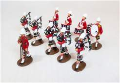 King  Country Highlander Pipe  Drum Band