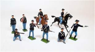 Britains ACW Union Army Assortment
