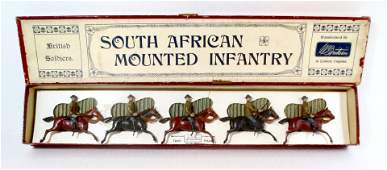 Britains #38 South African Mounted Infantry