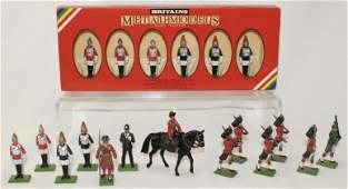 Britains Lot Queen Elizabeth Horse Life Guards