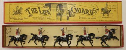 Britains Set Life Guards