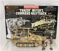 King  Country Panzer Meyers Halftrack