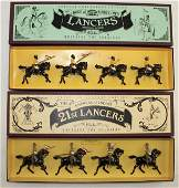Britains st Lancers  and Skinners Horse
