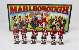 Marlborough MF8 The Black Watch Colours