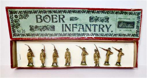 Britains #28 Boer Infantry