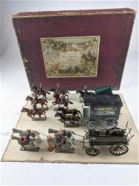 Lucotte WWI French Wagon Box Set