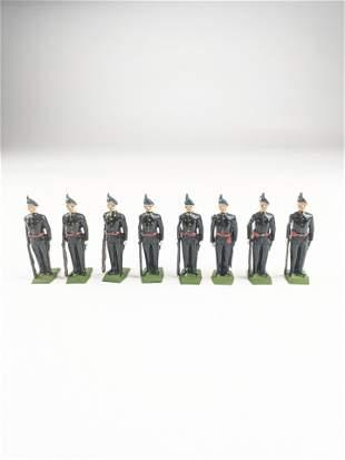 Britains 2090 Royal Irish Fusiliers