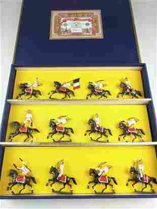 Mignot Prussian Cuirassiers