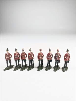 Comet English General Staff
