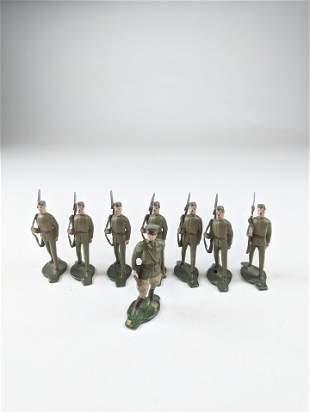 Comet US Slung Rifles