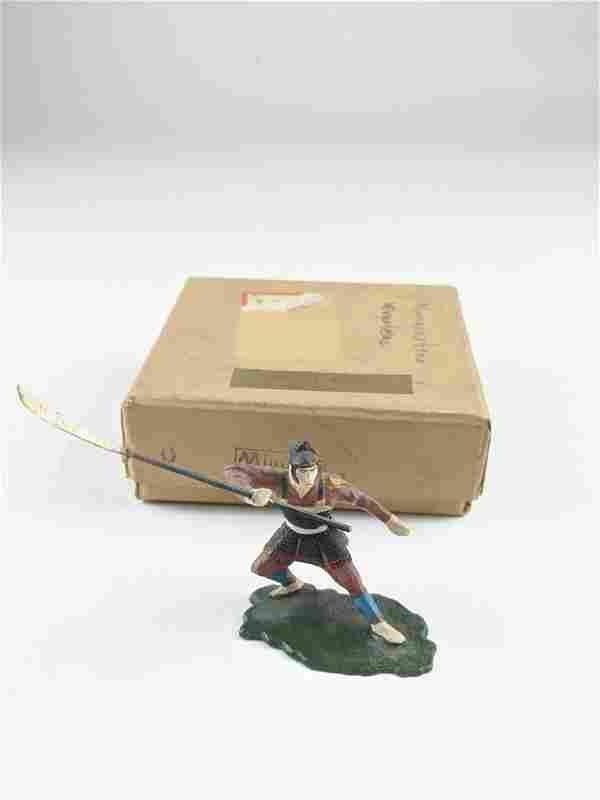Minikin Samurai Warrior