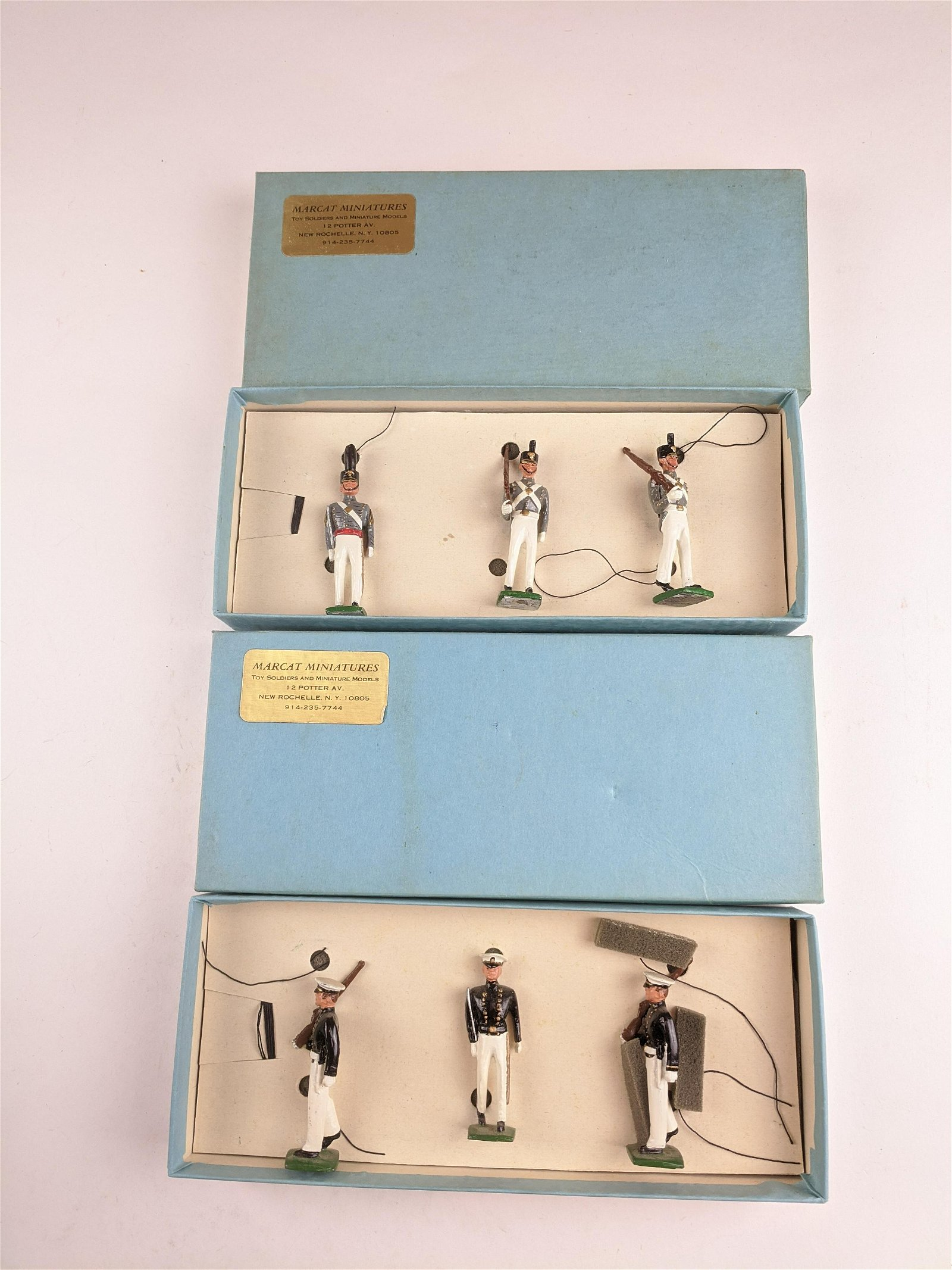 Marcat Miniatures West Point & Midshipmen