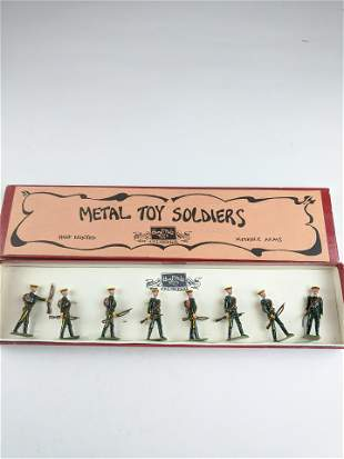 Handmade Toys 133 Russian Infantry