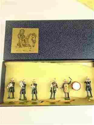 Blenheim B47 Royal Marine Band