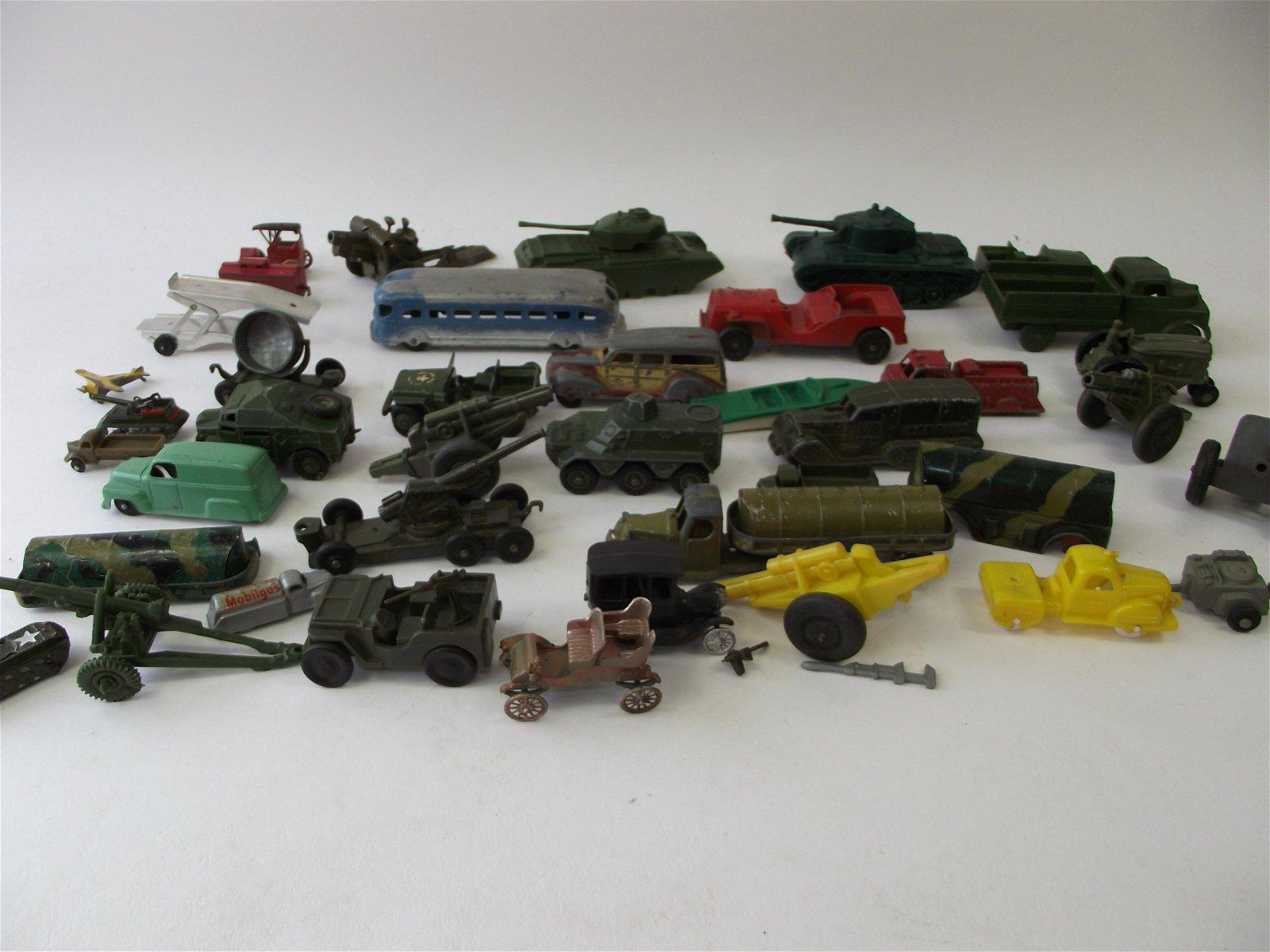 Vintage Toy Vehicle Lot