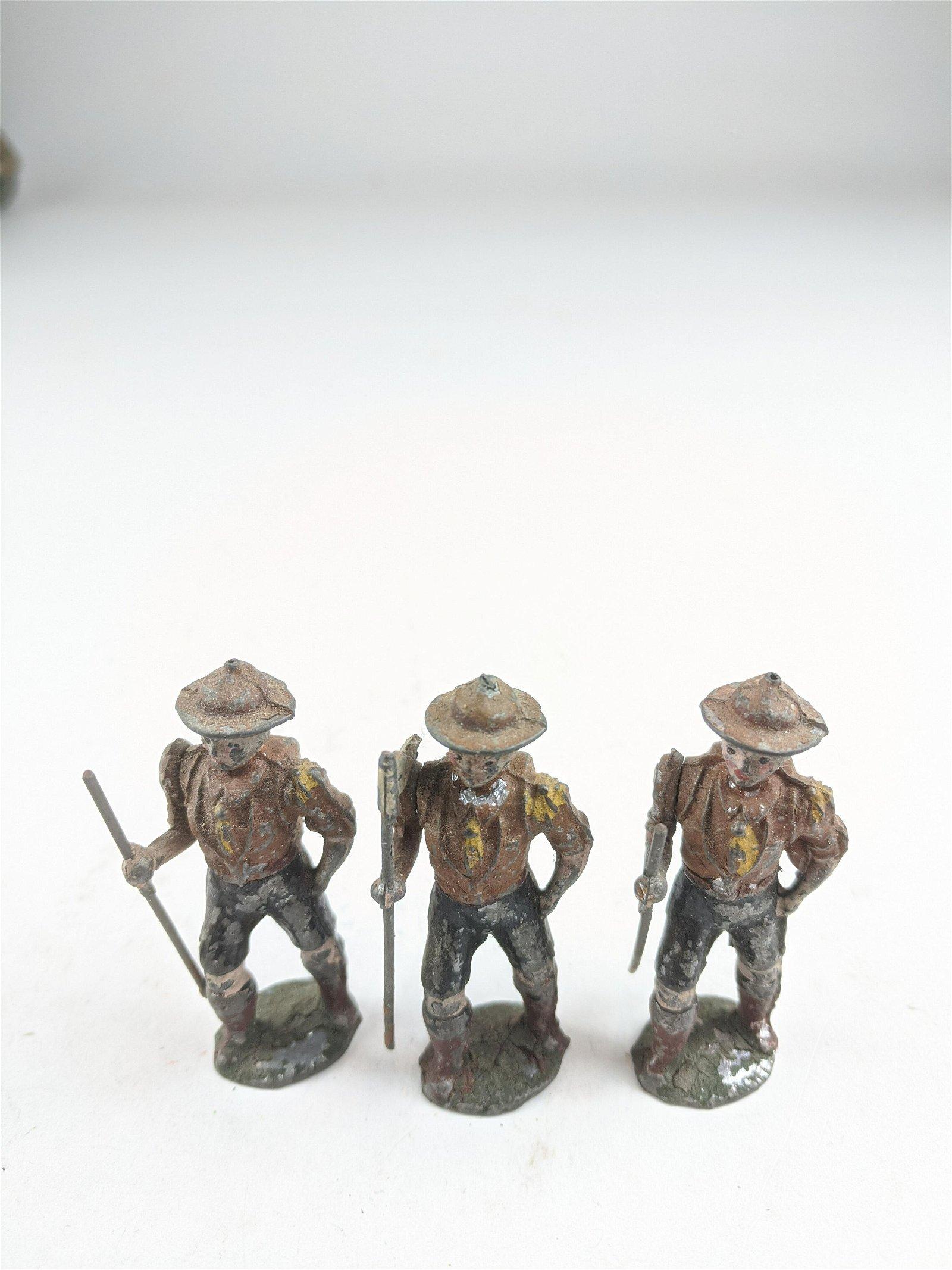 Hanks Boy Scouts Pre War