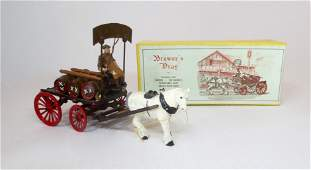 FG Taylor and Son Brewers Dray Set