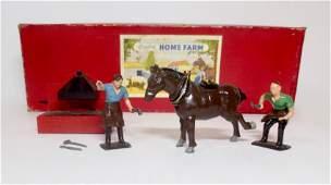 "Roydon RARE ""Village Blacksmith"" Set"