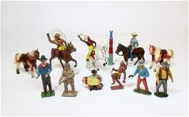 Wild West Figure Assortment