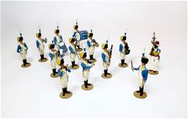 Metayer Band of the 3rd Dutch Grenadiers