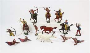 Timpo Cowboys and Indians