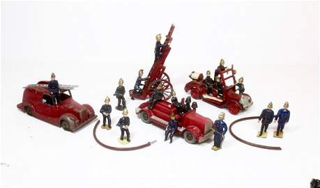 British Makers Fire Fighter Assortment