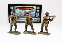 Conte #47099 British Paratroopers Assault Set