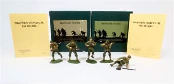 Frontline Figures World War Two Sets