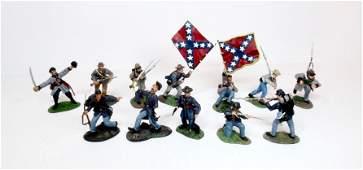 Britains American Civil War Assortment
