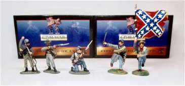 Conte American Civil War Boxed Sets