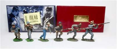 Britains American Civil War Boxed Sets
