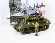 King  Country DD101 French M10 Tank Destroyer