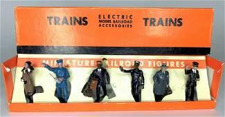 Johillco No. 550 Miniature Railroad Figures