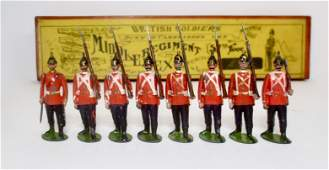 Britains RARE #76 Middlesex Regiment