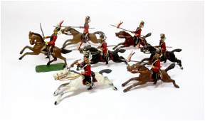 Heyde British 12th Lancers