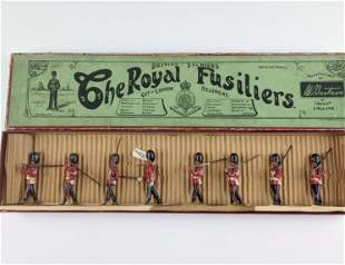 Britains #7 Royal Fusiliers