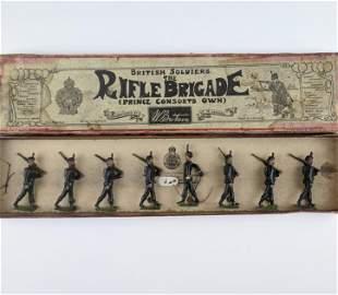 Britains #9 Rifle Brigade