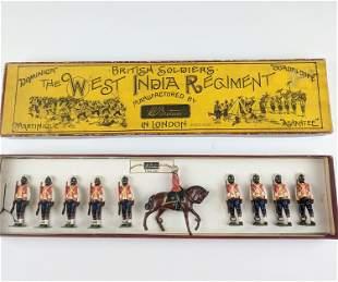 Britains #19 West India Regiment