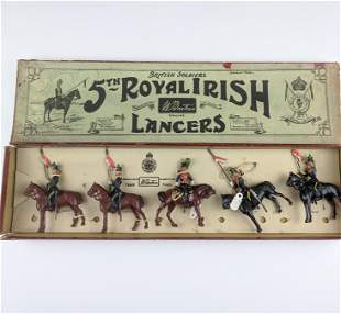 Britains #23 5th Royal Irish Lancers