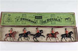 Britains #31 1st Dragoons The Royals