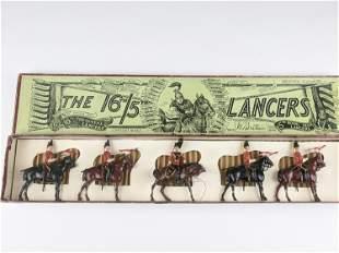 Britains #33 16th/5th Lancers