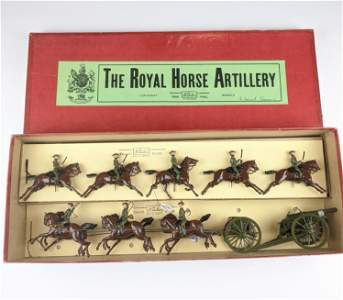 Britains #1339 Royal Horse Artillery Steel Helmet