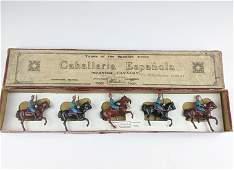 Britains 218 Spanish Cavalry