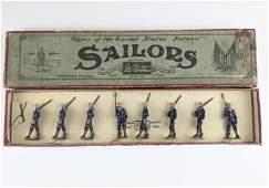 Britains 230 US Sailors