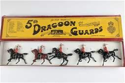 Britains 3 5th Dragoon Guards