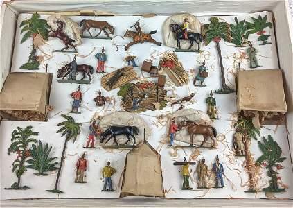 Heyde Size 2 American Indian Encampment
